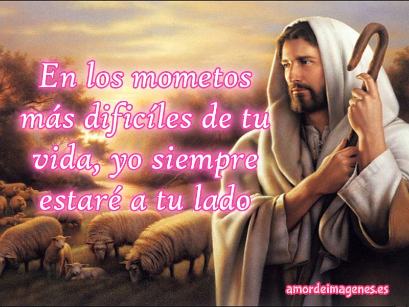 imagenes de jesus con frases lindas