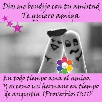 Tu amistad es una bendición