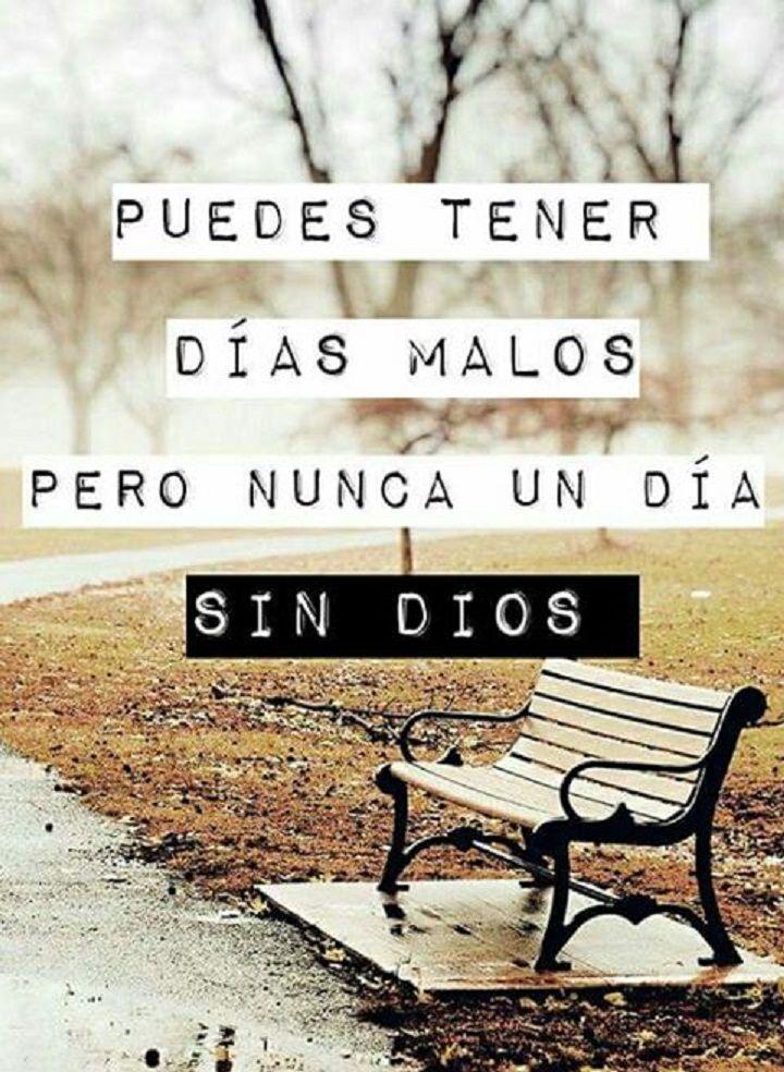 Un día con Dios