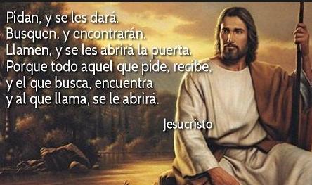 imagenes de jesus con frases catolicas