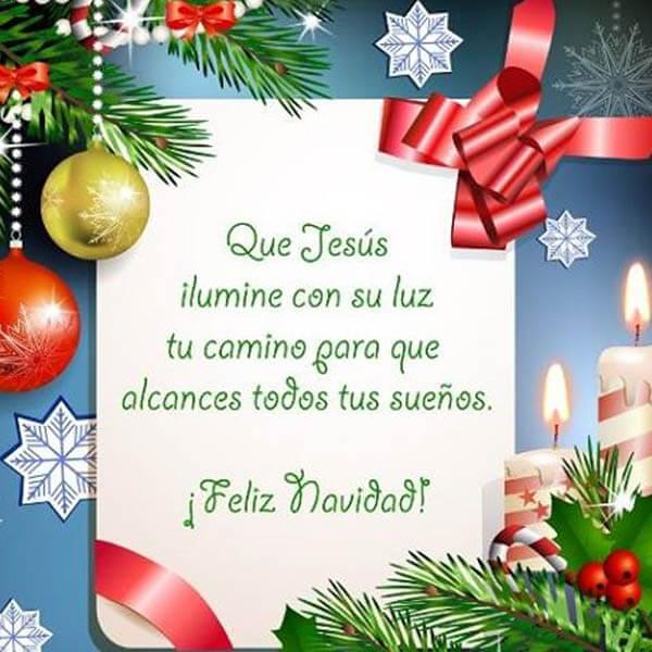 Que Jesús ilumine con su luz
