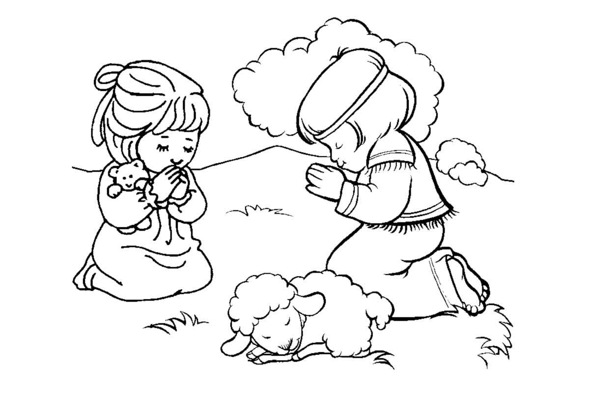 Gran Colección De Dibujos Cristianos Para Imprimir Y Colorear Gratis