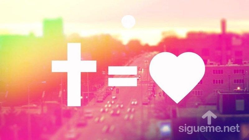 La cruz es amor