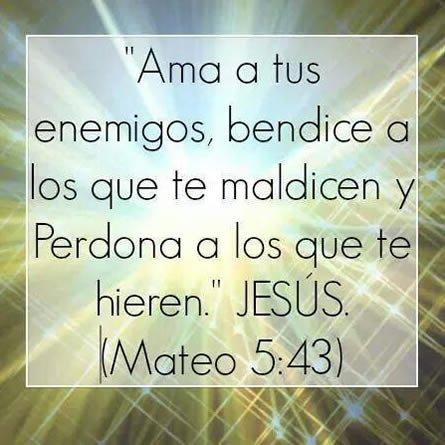 Mateo 5:43