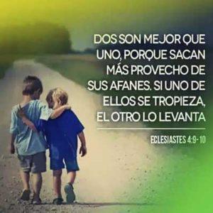 amistar y amor cristiano