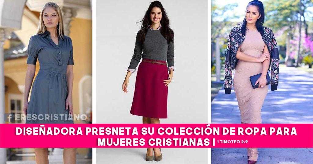 54fa7ed1fc69 ▷ Colección de Ropa para Mujeres Cristianas (Tendencias e ideas)