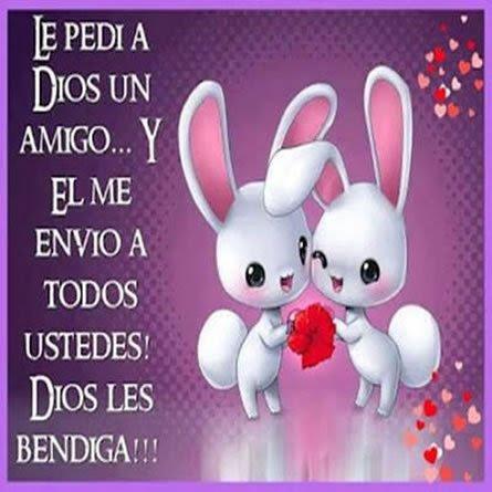 Dios te guarde y te bendiga amiga