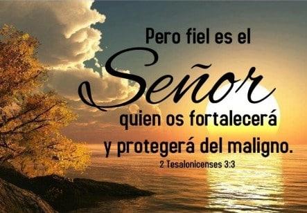 2 tesalonicenses 3:3