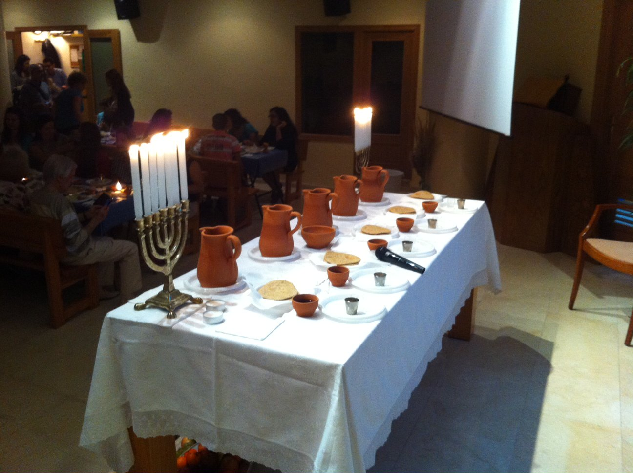 iglesias para santa cena