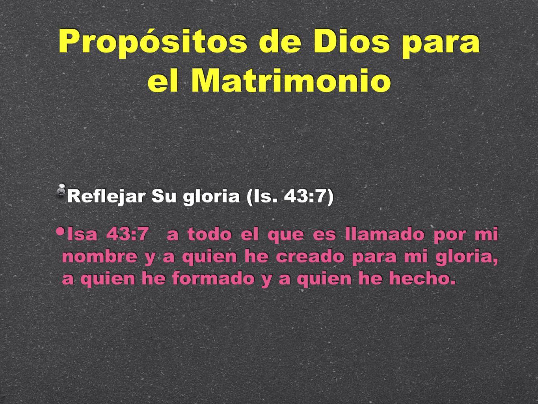 Imágenes Y Reflexiones De Dios Y El Matrimonio