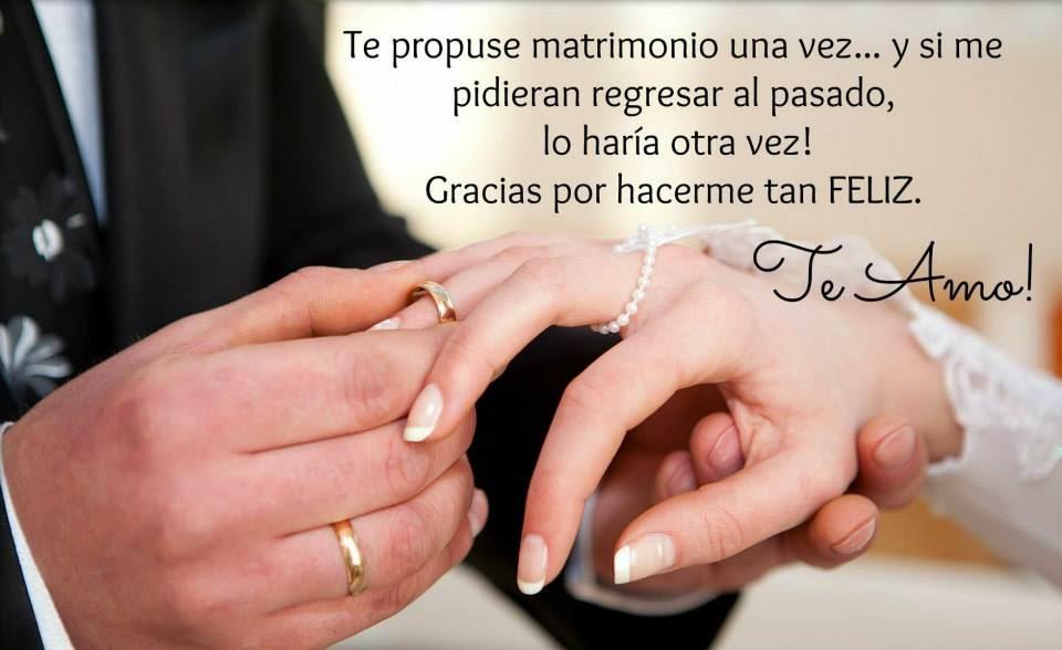 propuesta de matrimonio cristiano