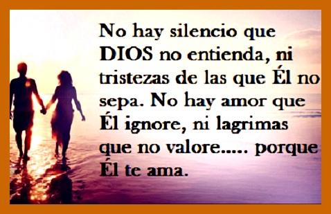 En el silencio Dios se manifiesta