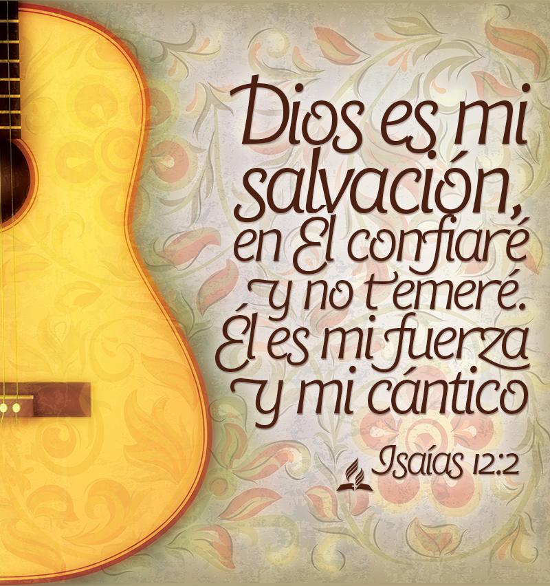 Dios es mi salavación