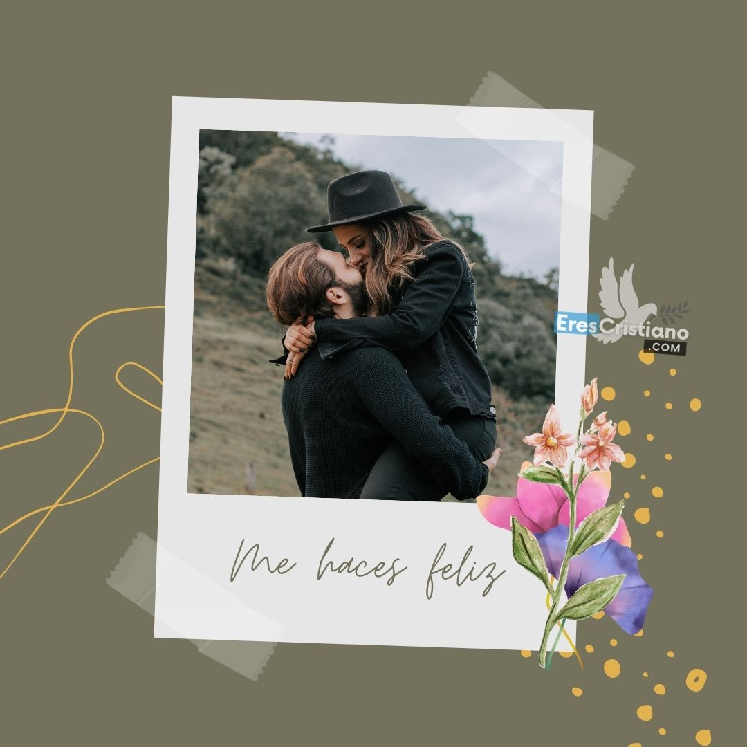 pareja besandose imágenes cristianas