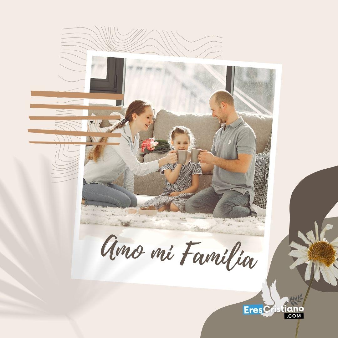 familia cristiana unida
