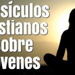 versículos para la juventud cristiana