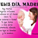 texto bíblico para madre
