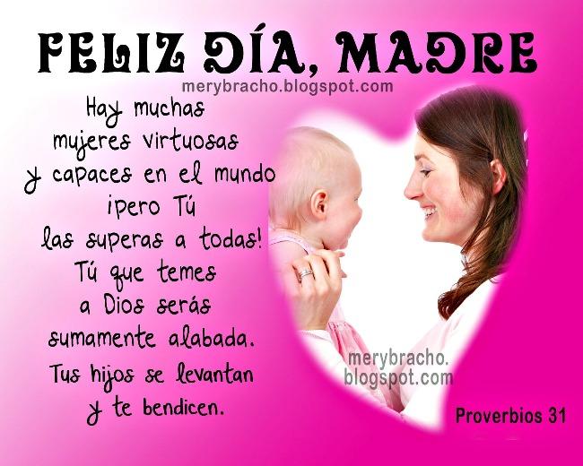 Versículos Bíblicos Para El Día De Las Madres Son De