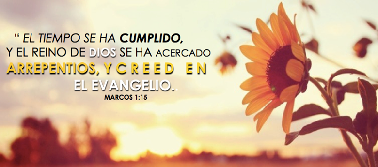 Marcos 1:15