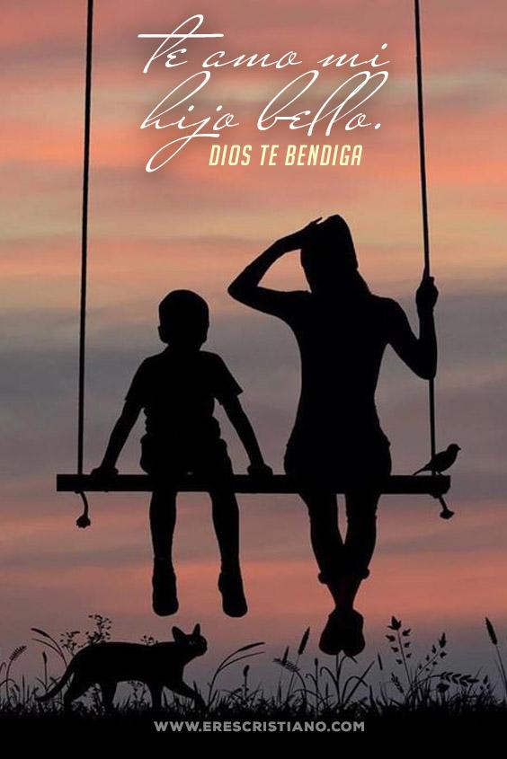 Imágenes y Textos con Palabras de Amor Para un Hijo