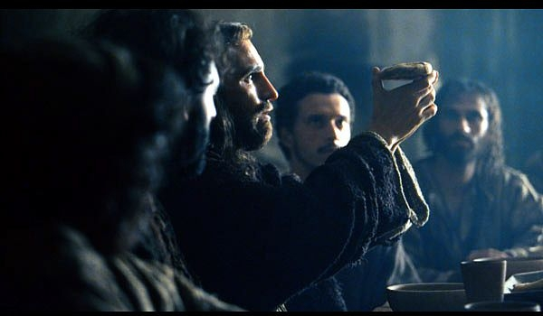 santa cena de jesus real