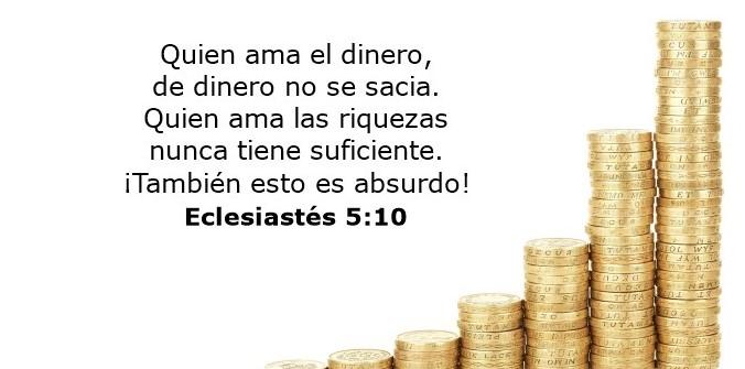 Eclesiastés 5:10