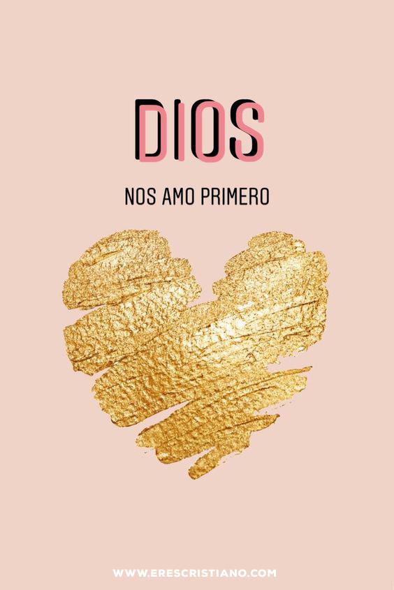 Dios nos amó primero