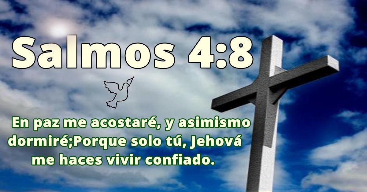 Salmos 4:8