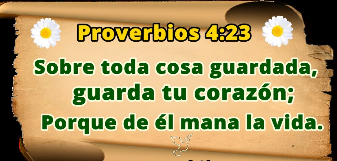 proverbios 4:23