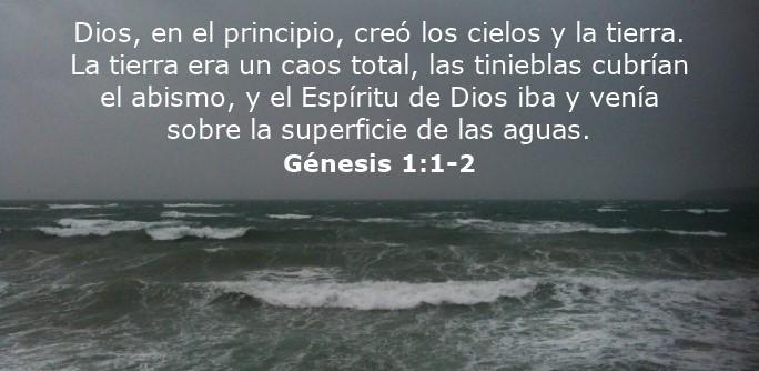 Génesis 1:1-2