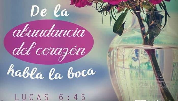Lucas 6:45