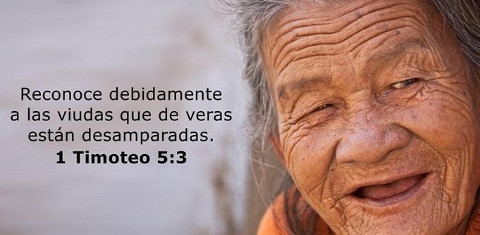 1 Timoteo 5:3