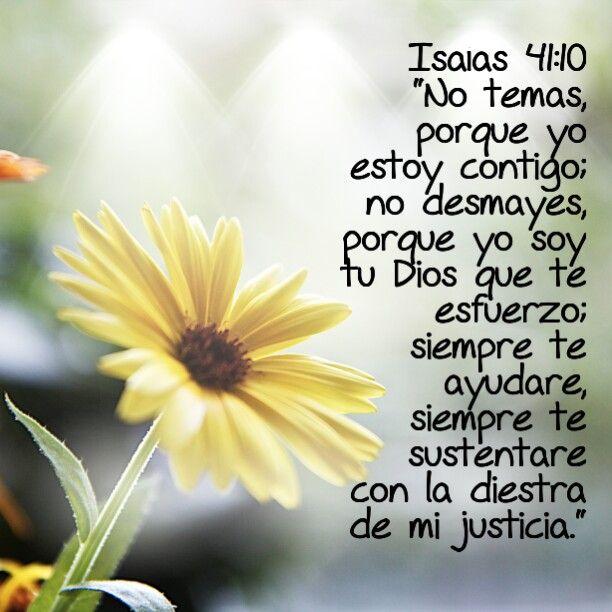 Isaías 41:10