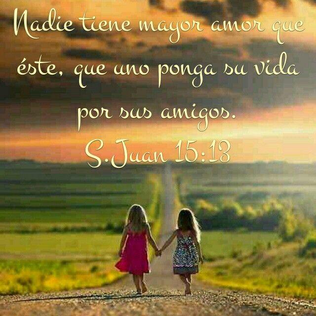 Juan 15:13