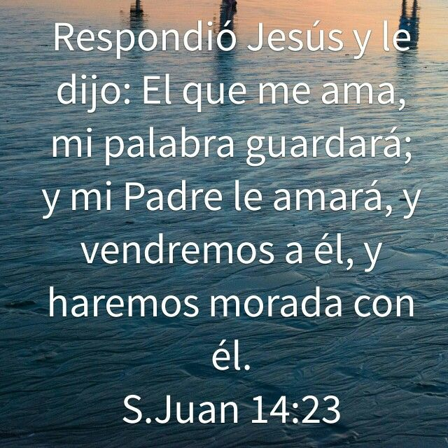 Juan 14:23
