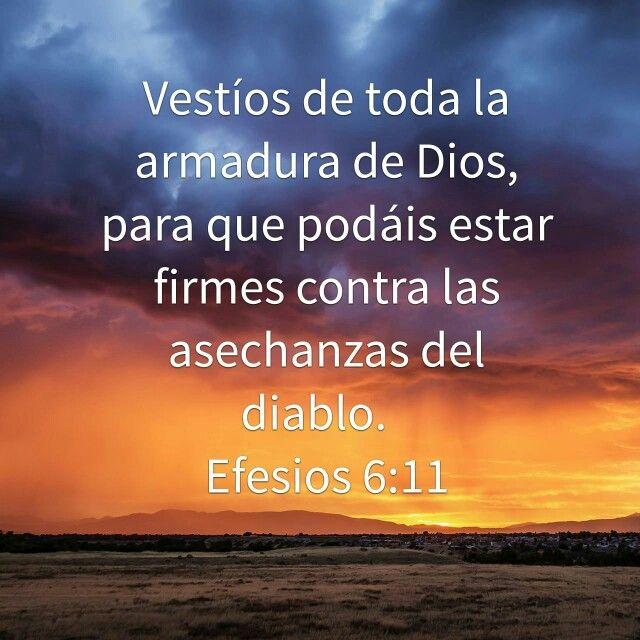 Efesios 6:11