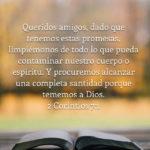 2 Corintios 7:1