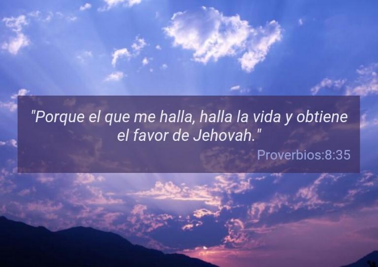 Proverbios 8:35