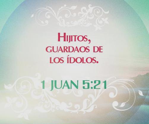 1 Juan 5:21