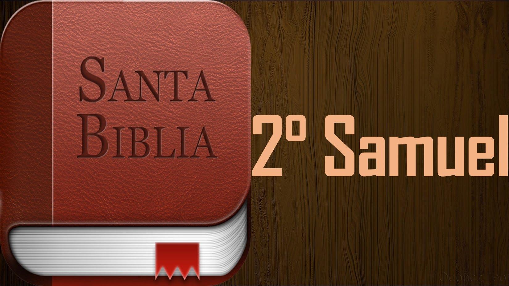 La Biblia en Audio: 2 Samuel (Versión Reina Valera de 1960)