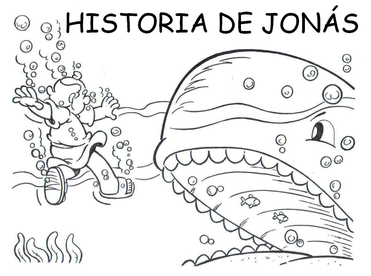 Historia de Jonás