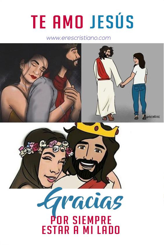 Imagenes cristianas de Cristo y mujeres