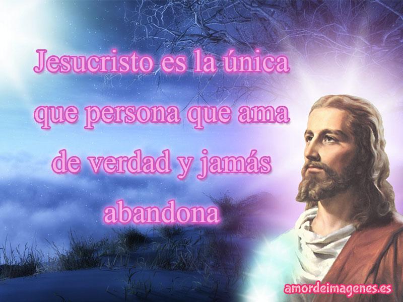 Jesús viendo al cielo