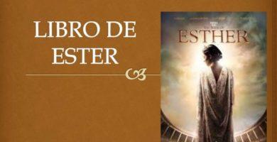 Audio libro de Ester