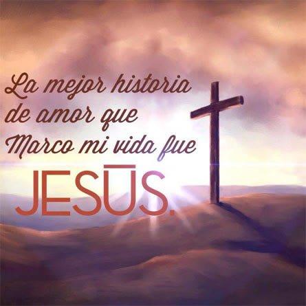 100 Imágenes De Cristo Con Frases Gratis