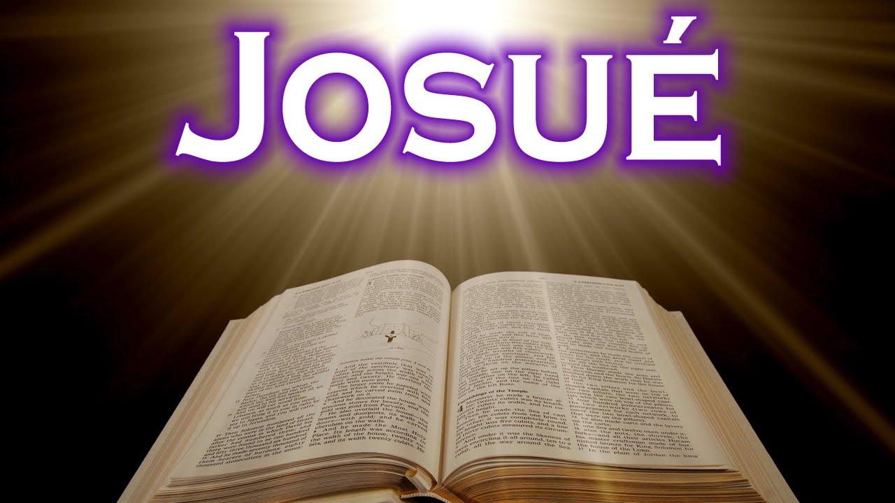 La Biblia en Audio: Josué (Versión Reina Valera de 1960)
