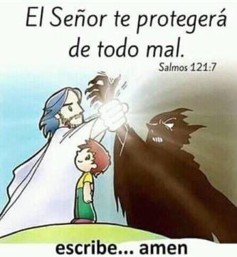 Dios pelea contra Satanás