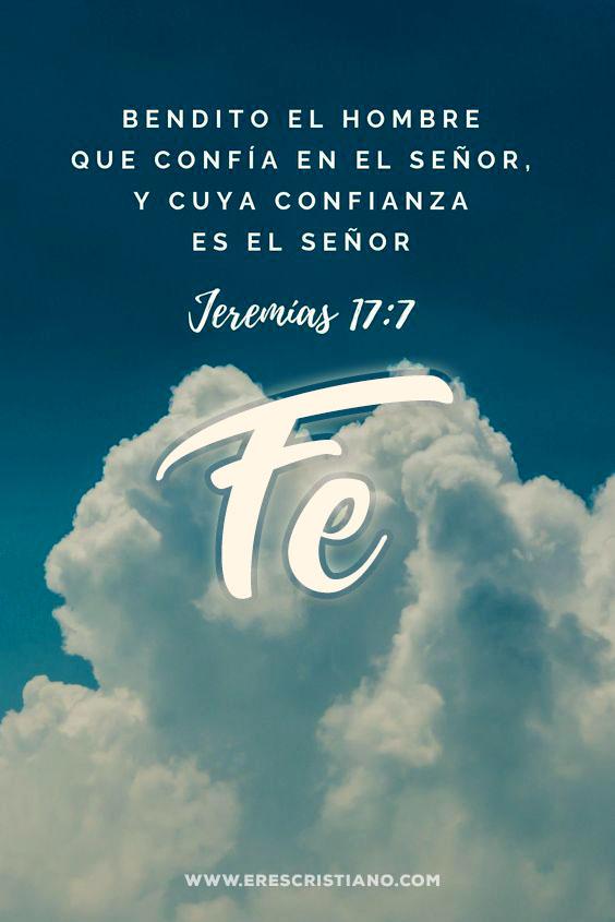 Imágenes de Fe en Dios
