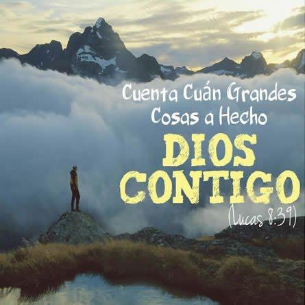 Dios contigo
