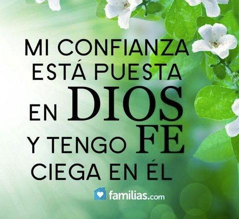 En Dios tengo fe